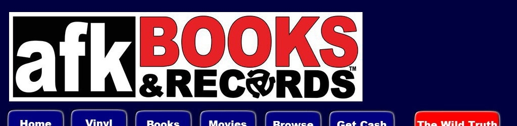 About us. AFK Books. Bookstore. Sell books, sell CDs, sell DVDs, sell music, sell comics, sell movies. Virginia Beach. Norfolk. Chesapeake.